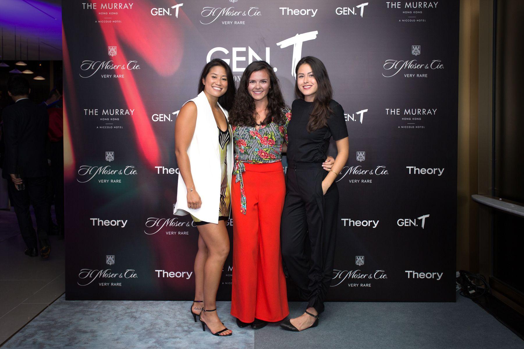 Laurel Chor, Kimberly Carder, Shasha Tittmann