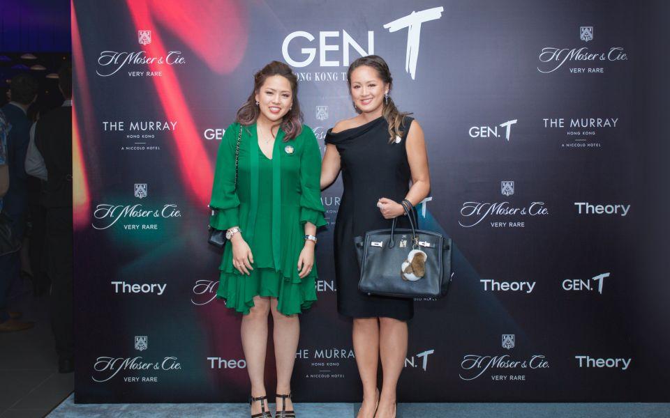 Philippa Wong, Andrea Wong