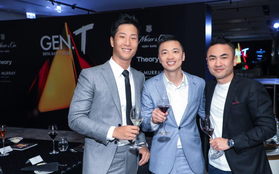 Gary Wan, Danny Yeung, Aaron Lee