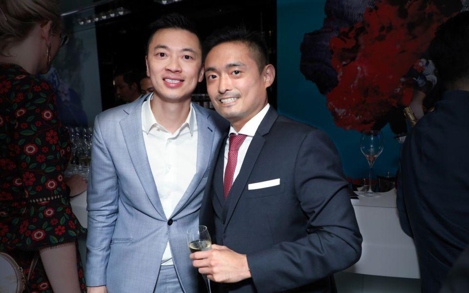 Danny Yeung, Arthur Lam