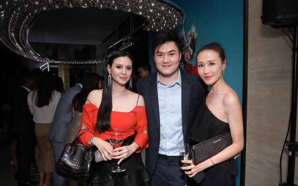 Emily Lam-Ho, Timothy Yu, Oceana Ou