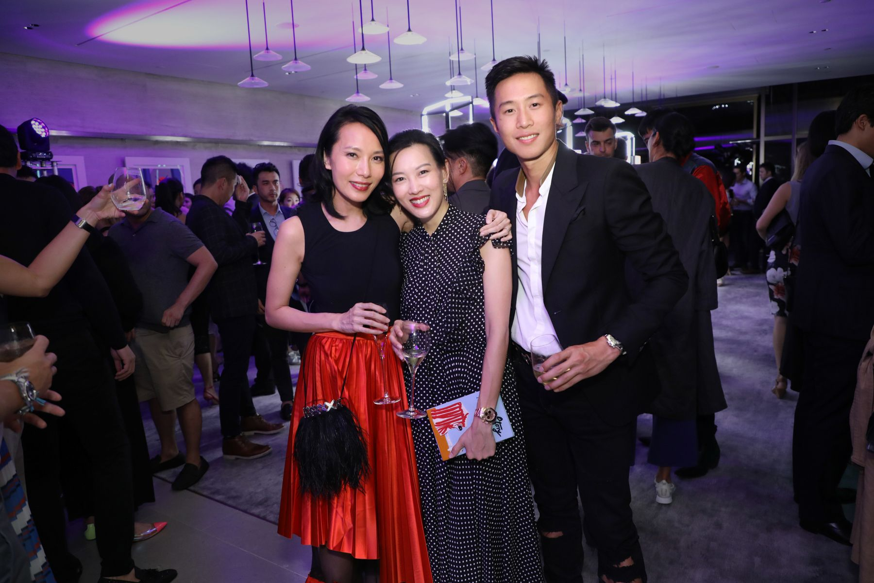 Jaime Ku, Joyce Tam, Ivanov Lo