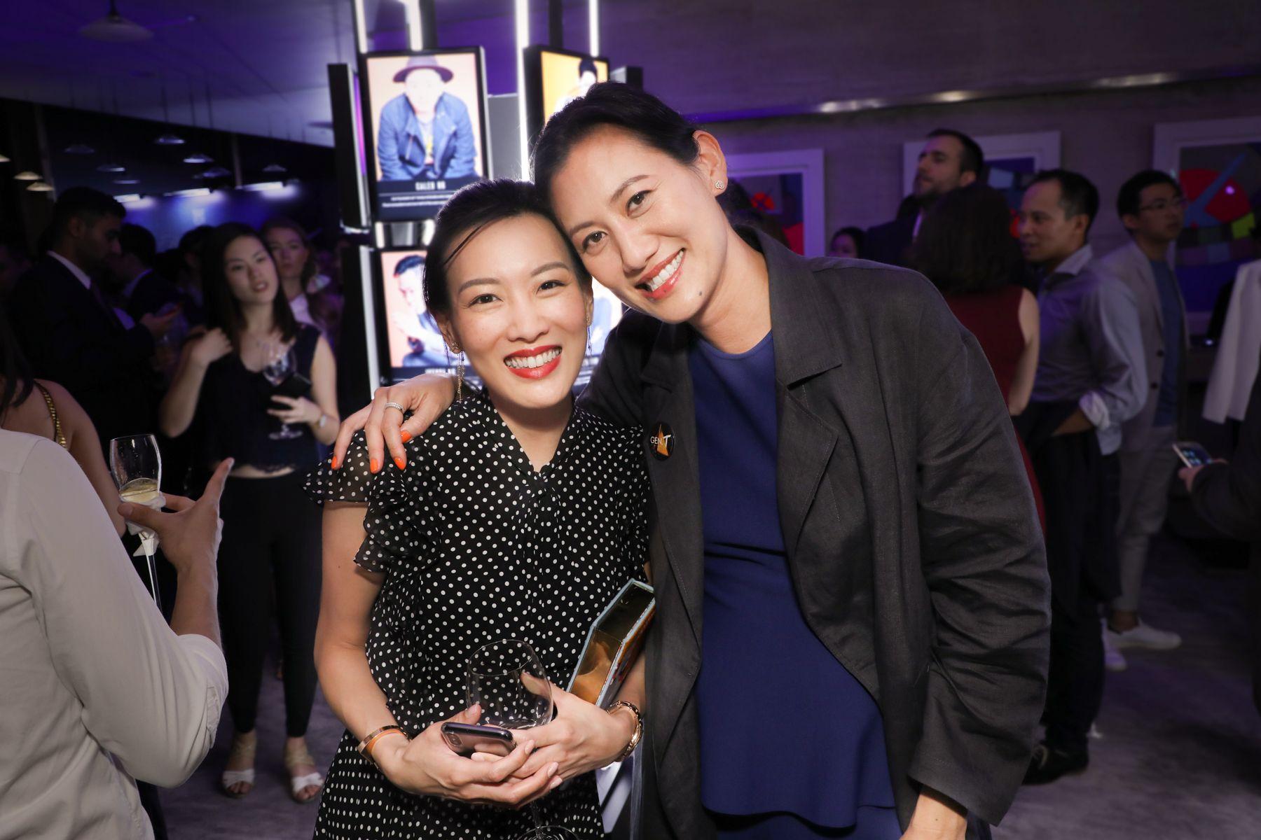 Joyce Tam, Marisa Yiu