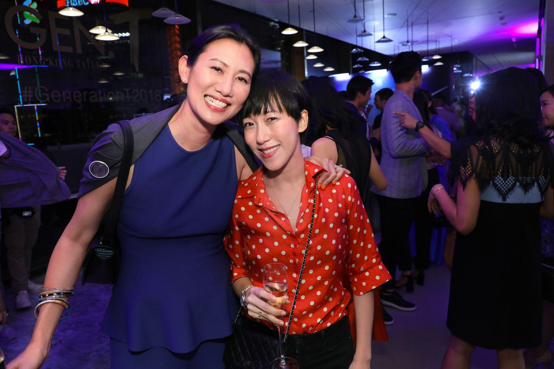 Marisa Yiu, Denise Ho