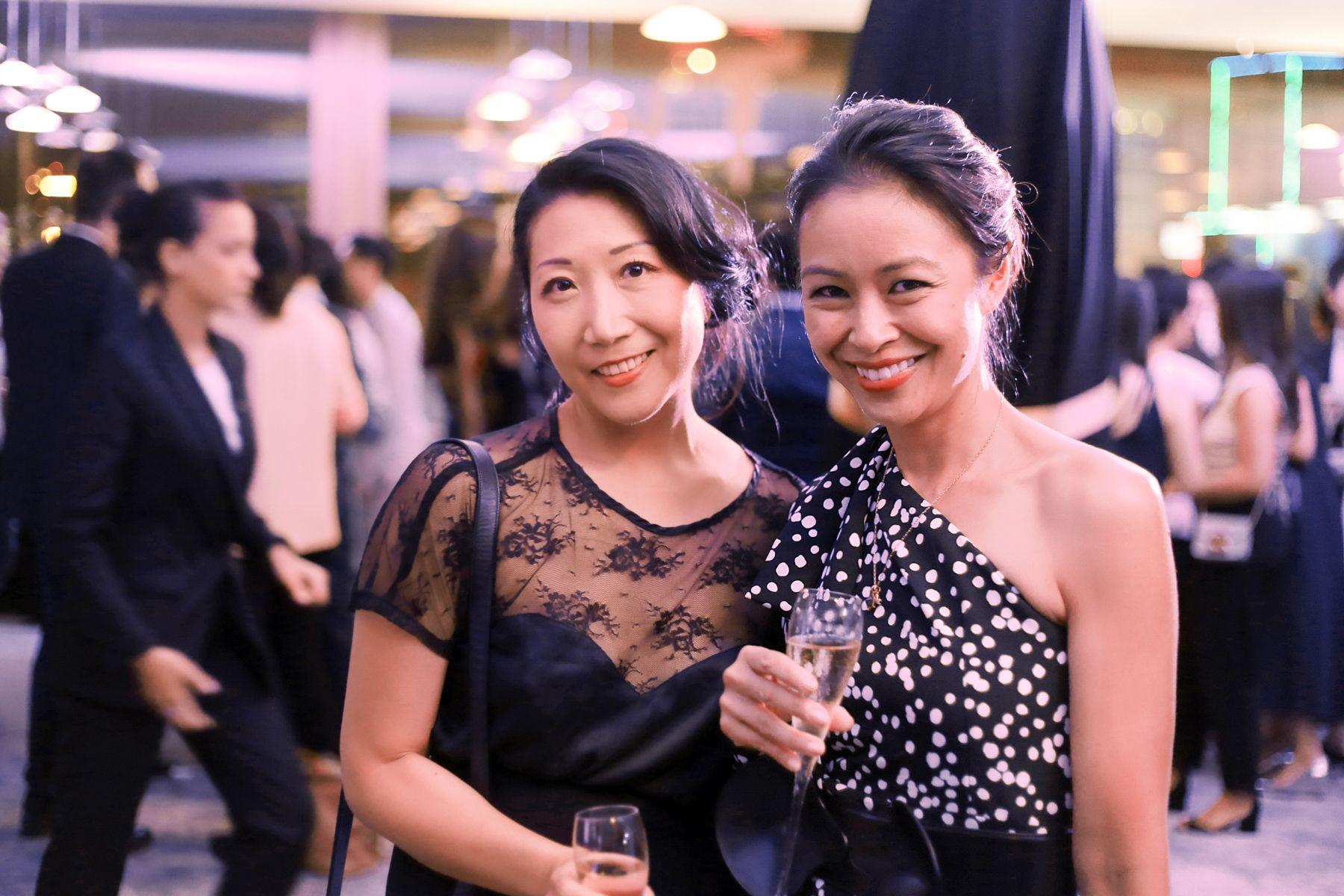 Sarah Fung, Angie Lau