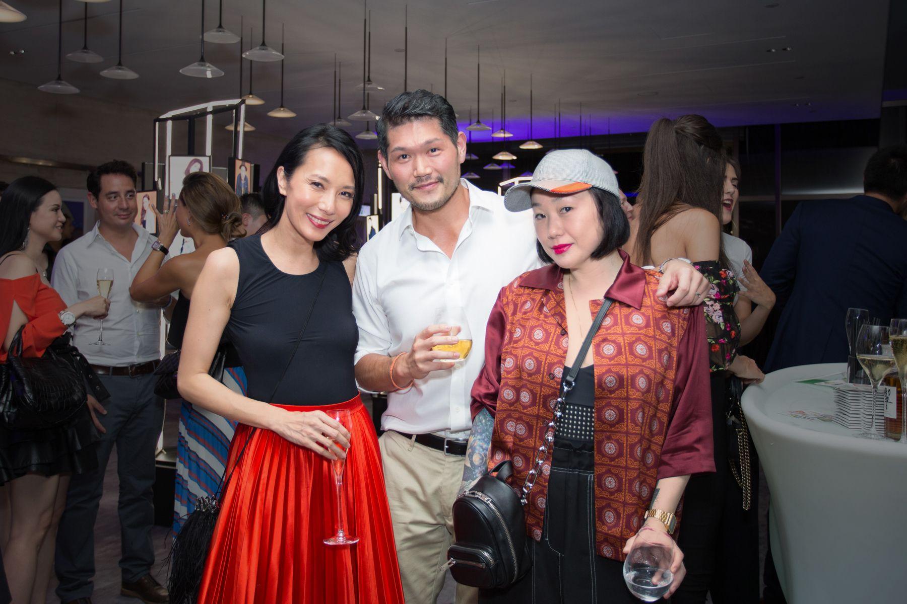 Jaime Ku, David Lin, Wendy Wu-Lin
