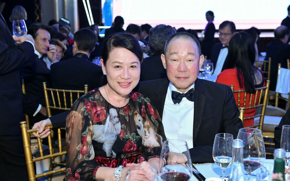 Linda Lau, Thomas Lau