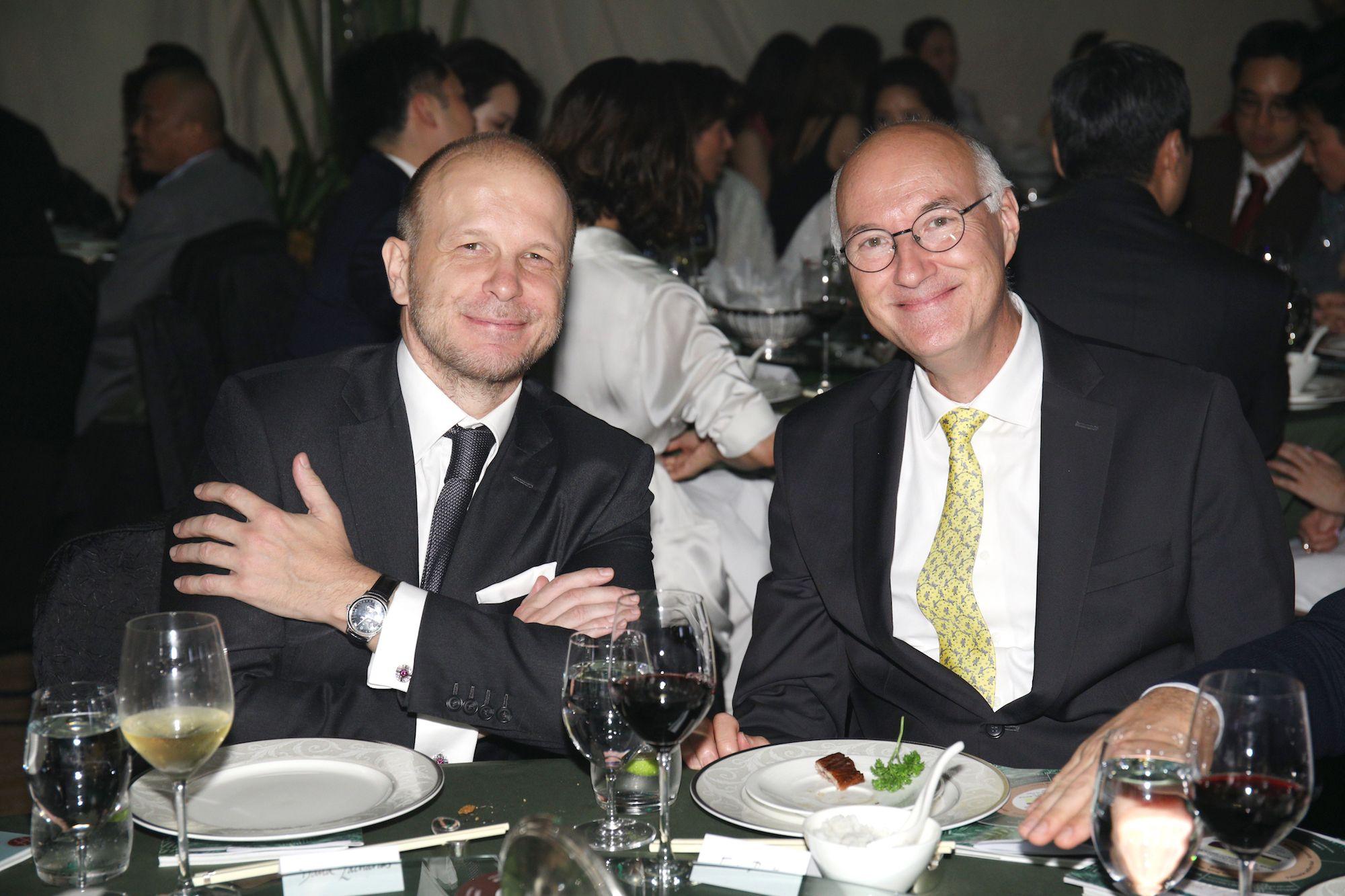 David Zacharias, Eric Berti