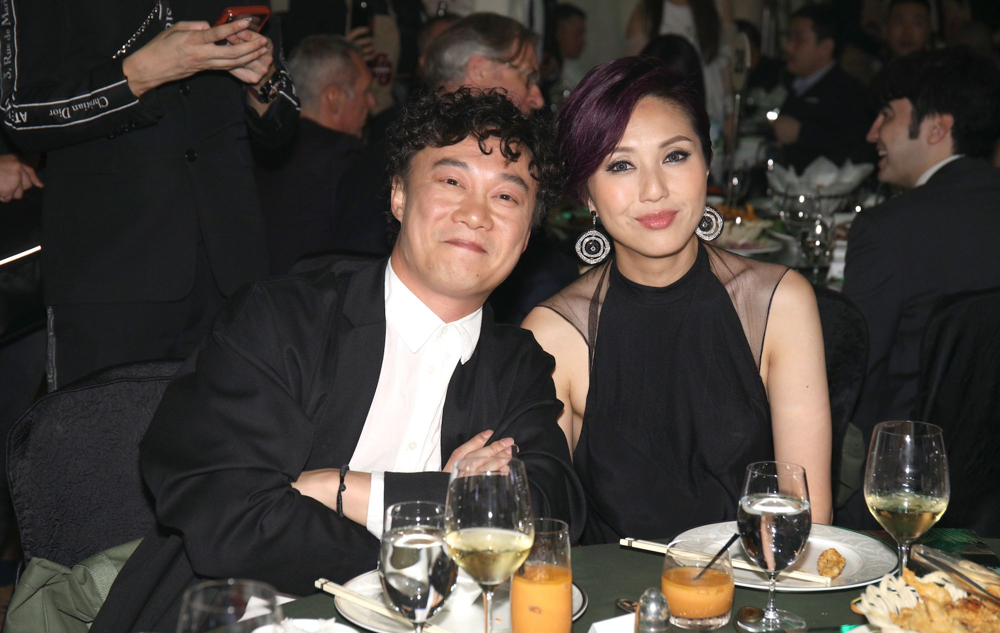 Eason Chan, Miriam Yeung
