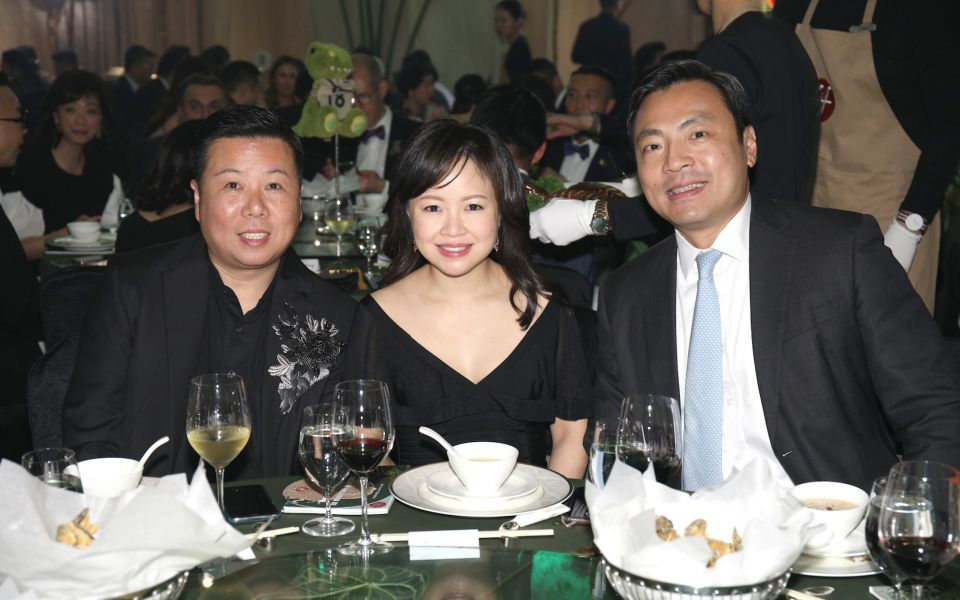 James Louey, Jennifer Cheng, Kevin Lam