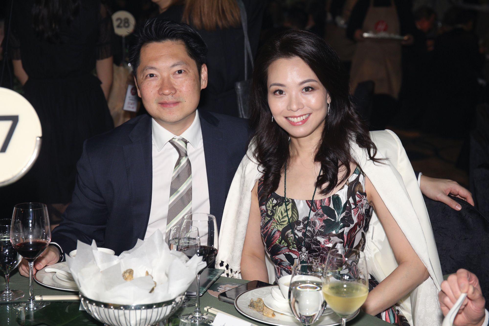 Julian Liu, Anne Wang-Liu