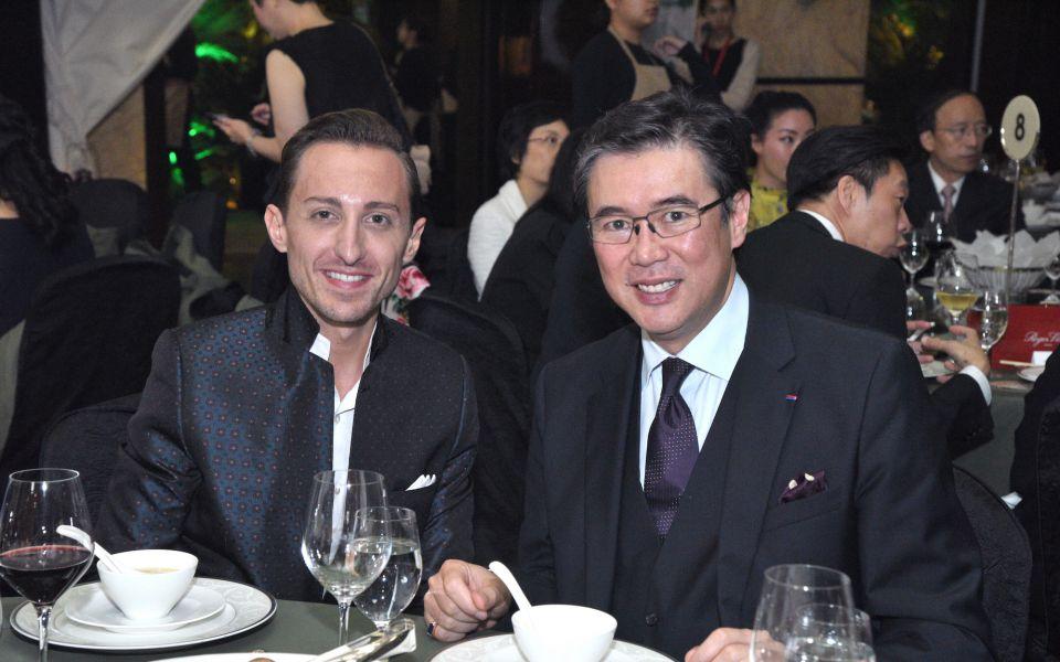 Julien-Loïc Garin, Andrew Yuen