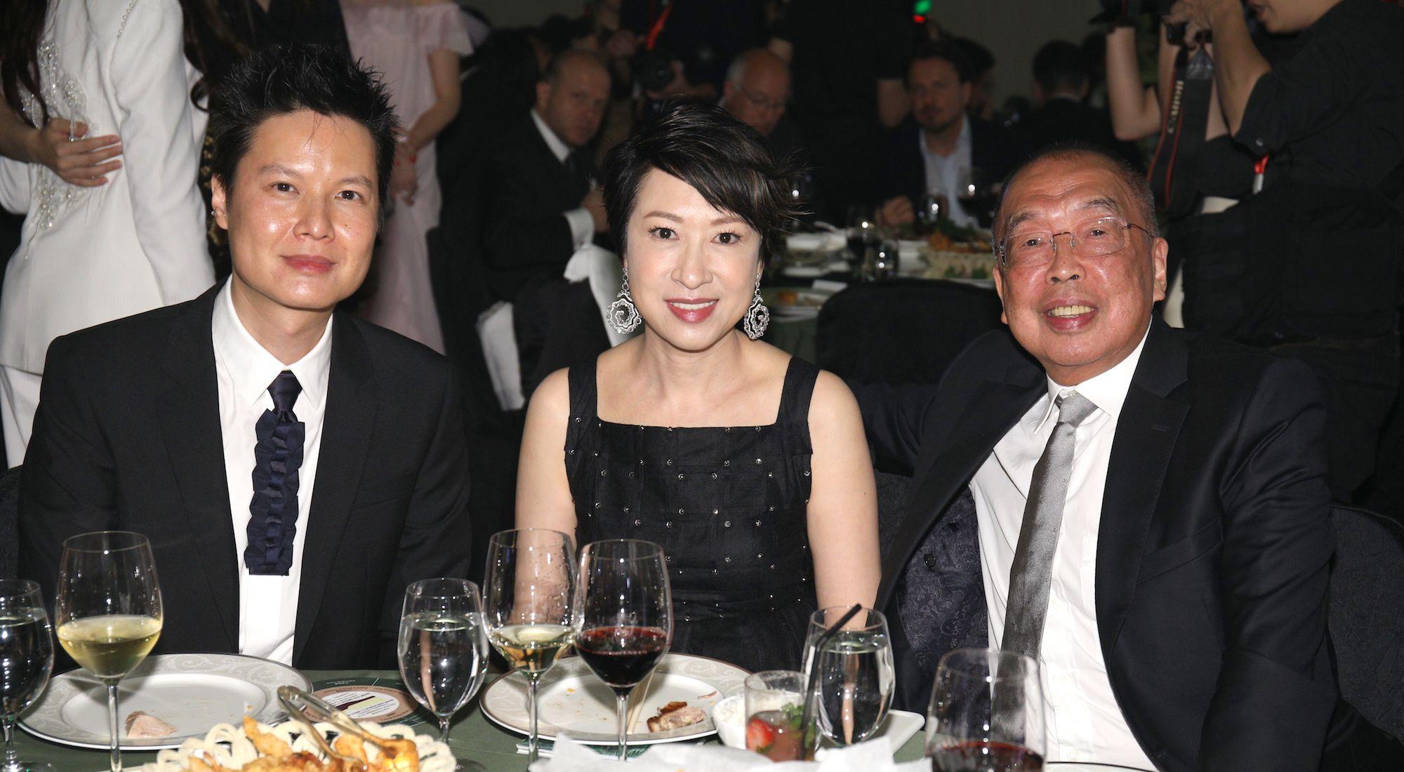 Leon Ko, Michelle Ma, David Cheung