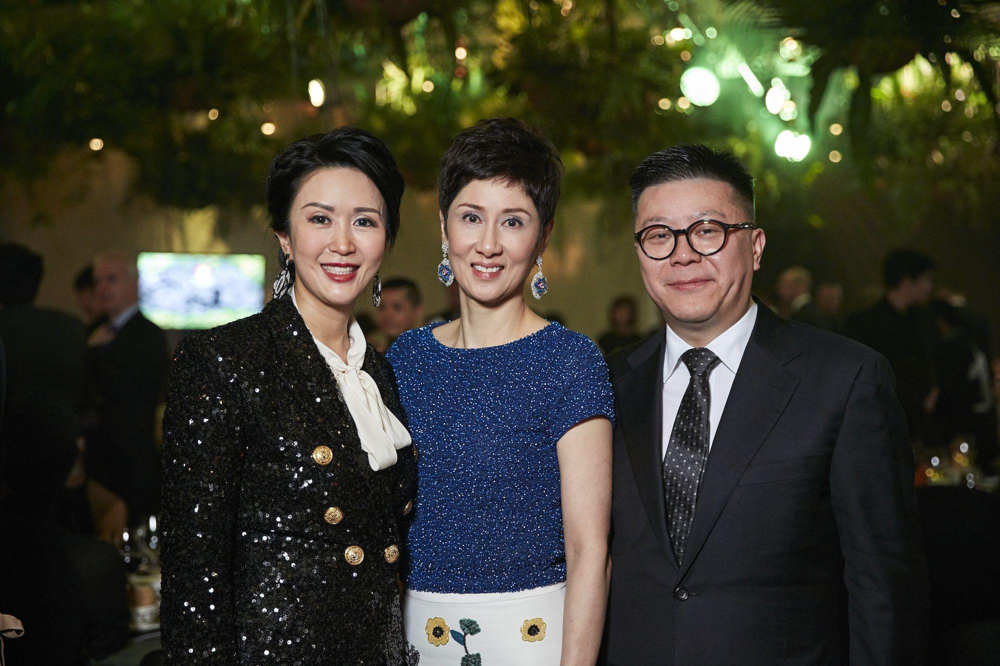 Lianne Lam, Michelle Ong-Cheung, Matthew Lam