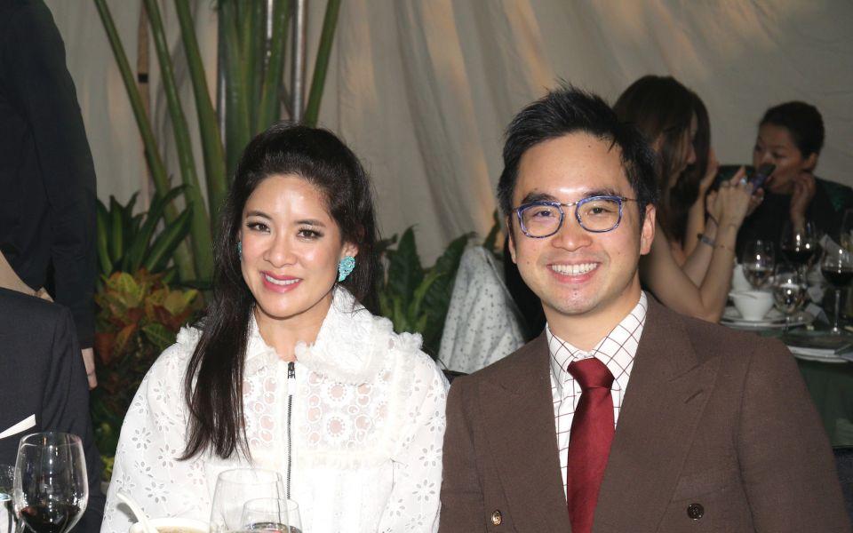 Sabrina Fung-Lam, Adrian Cheng