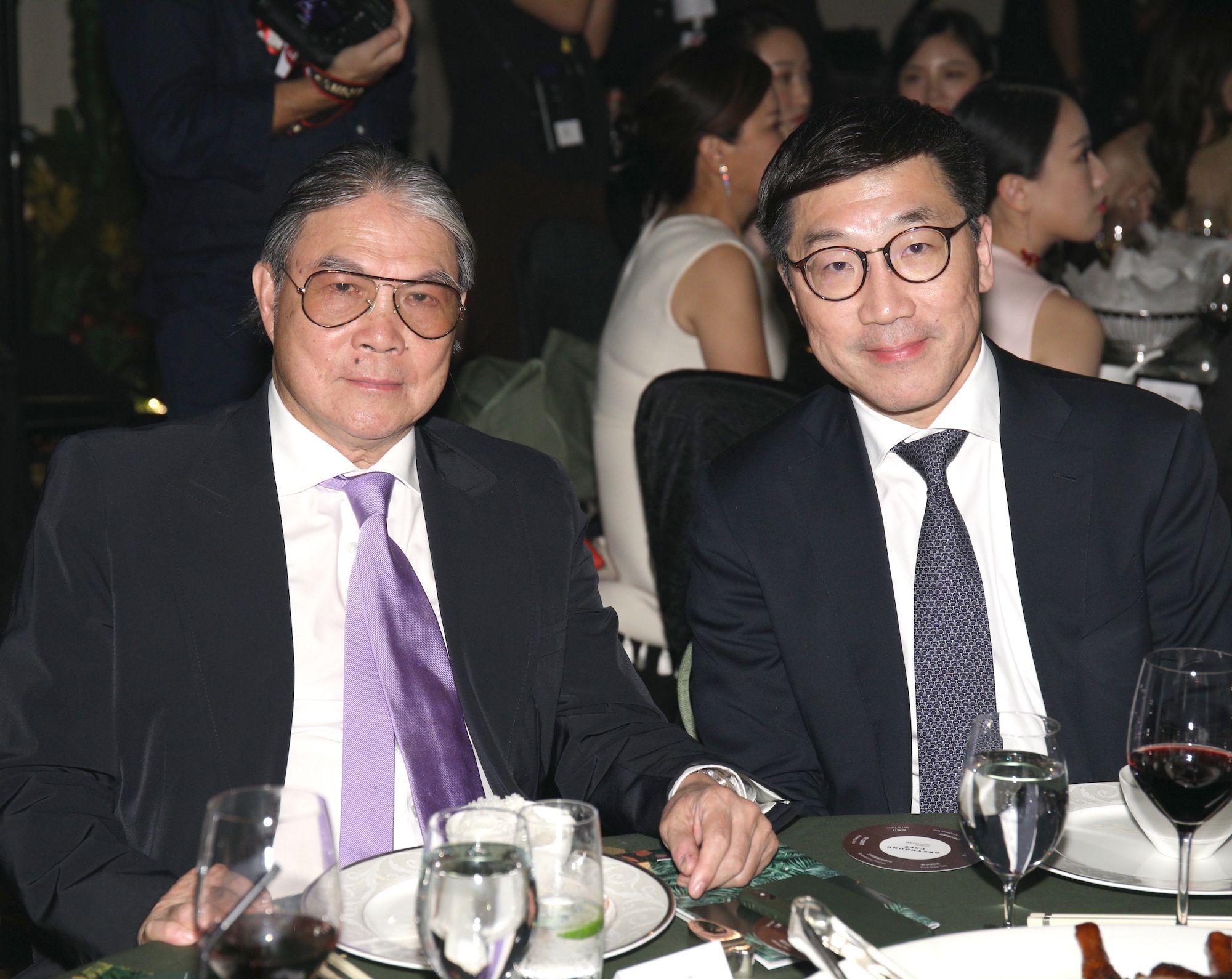 Timothy Fok, Christopher Chan