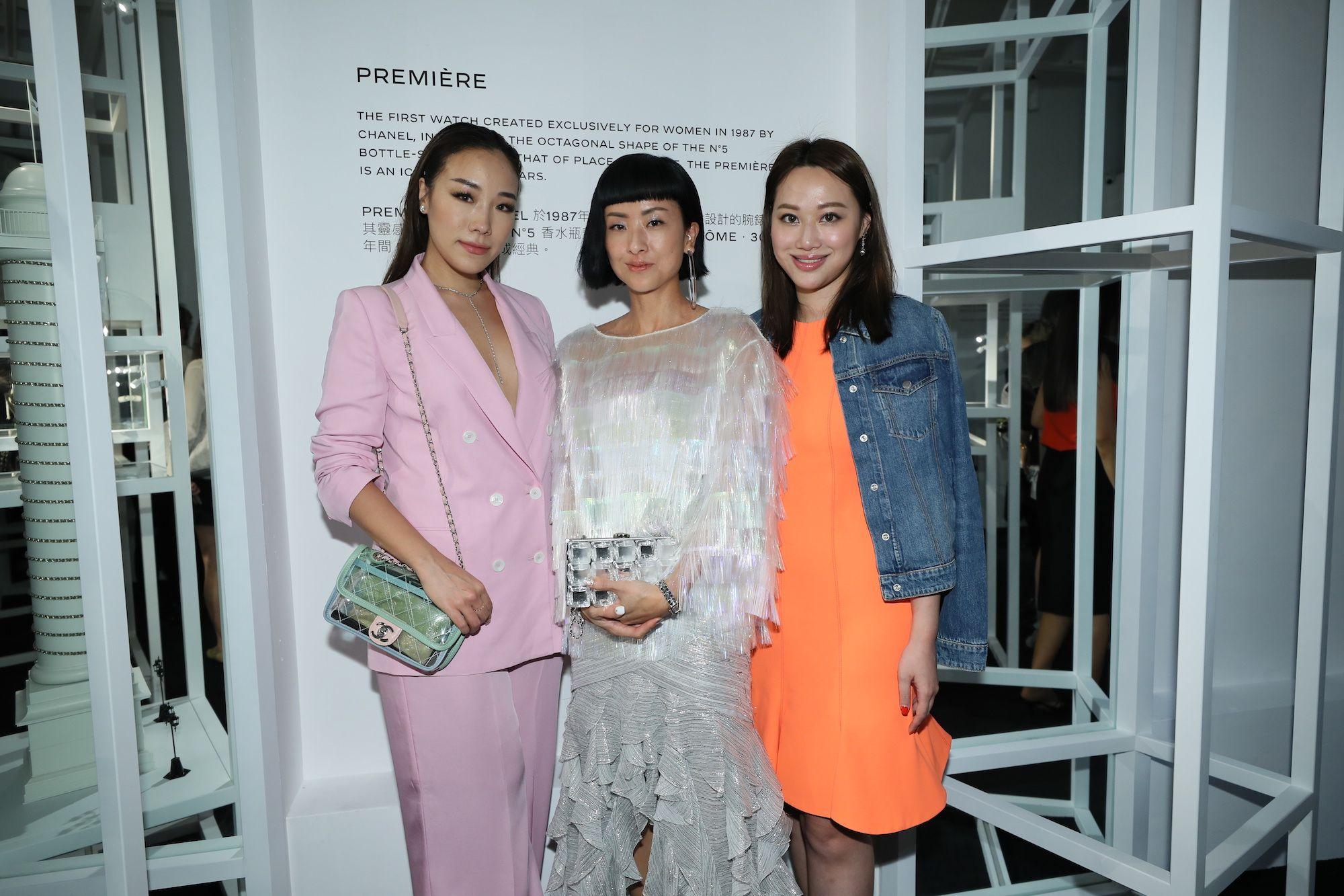 Feiping Chang, Hilary Tsui, Josephine Chiu