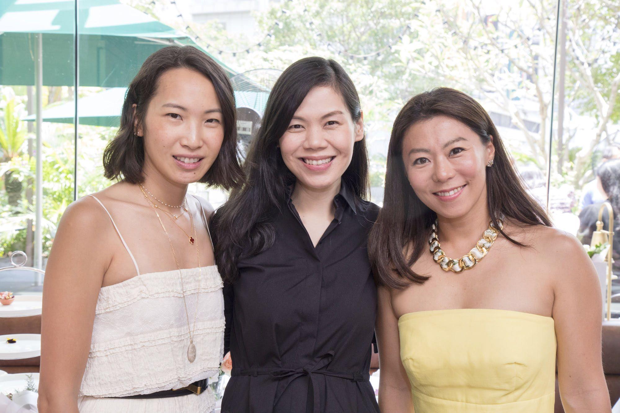 Sabrina Pang-Fung, Alma Choy, Ayase Watari