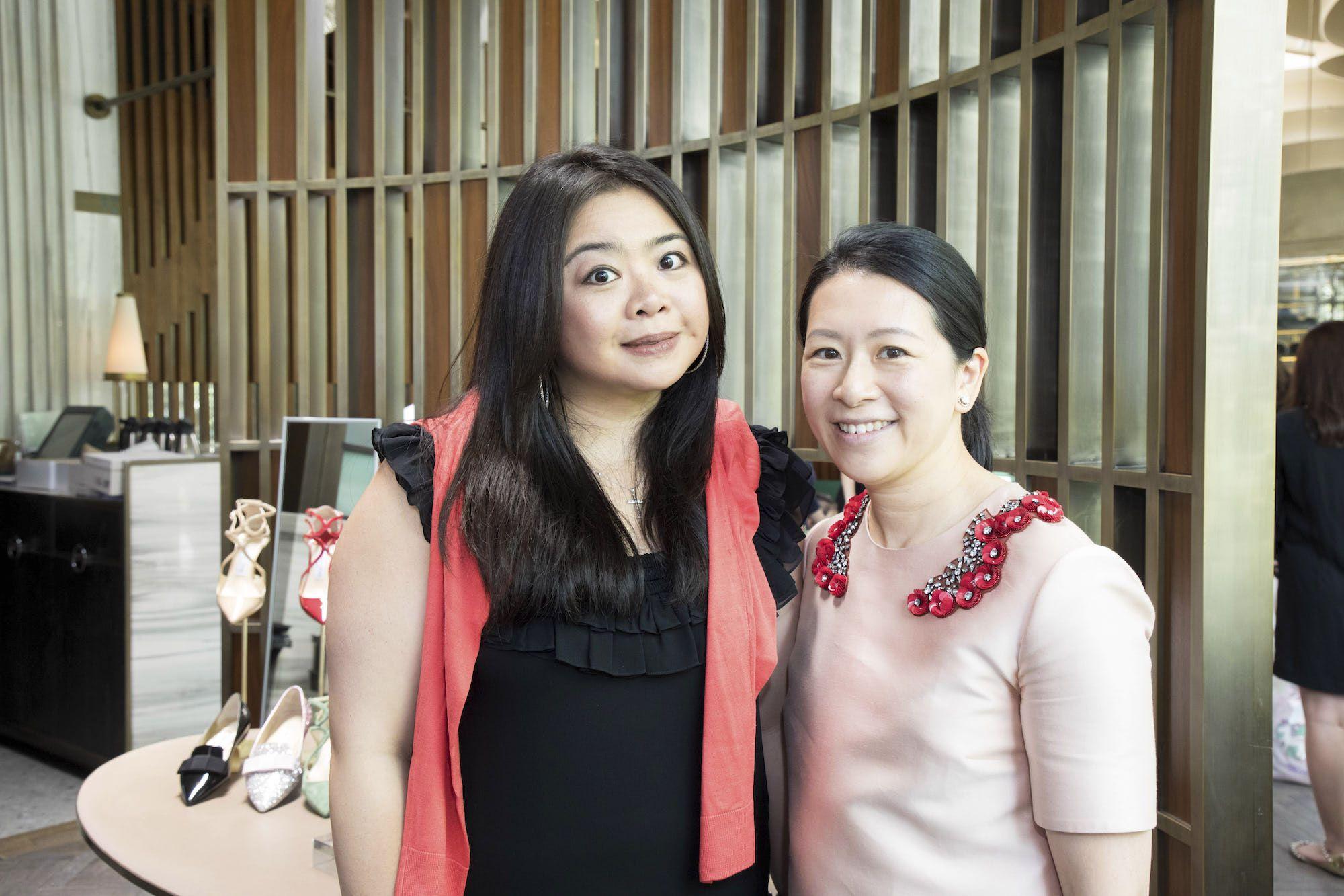 Vena Cheng, Leanne Lu-Chu