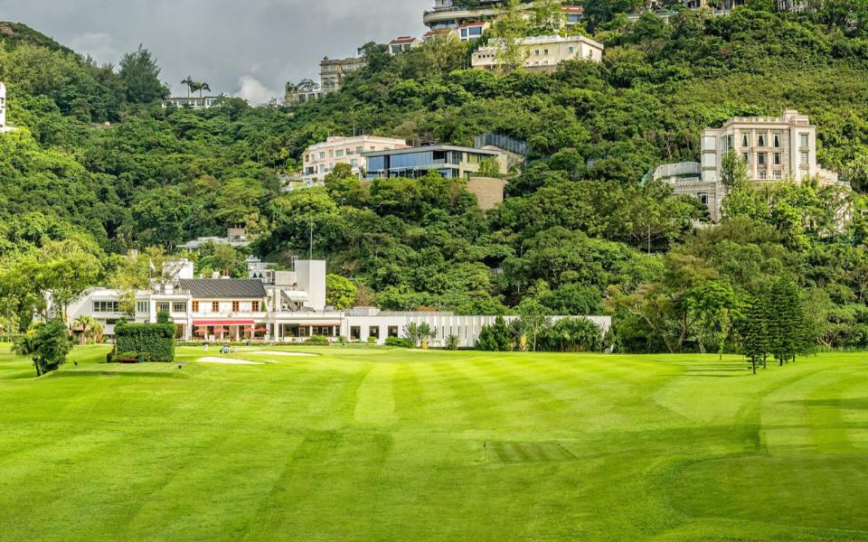 The Hong Kong Country Club