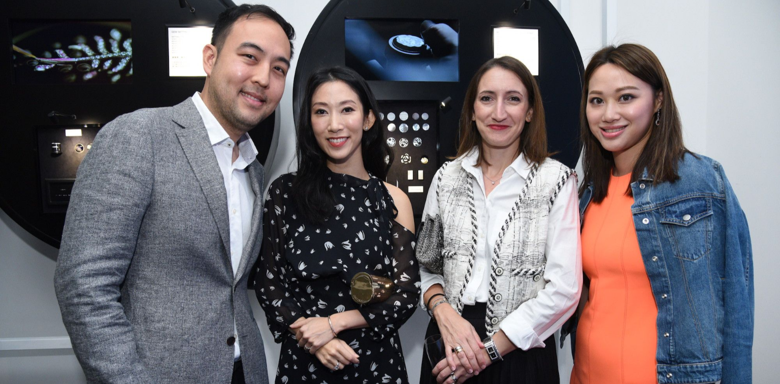 Leonard Chao, Candice Chan, Stephanie Couette, Josephine Chiu