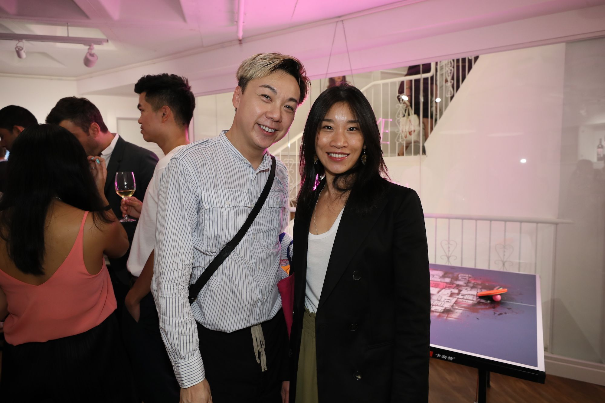 Francis Cheng, Dee Poon