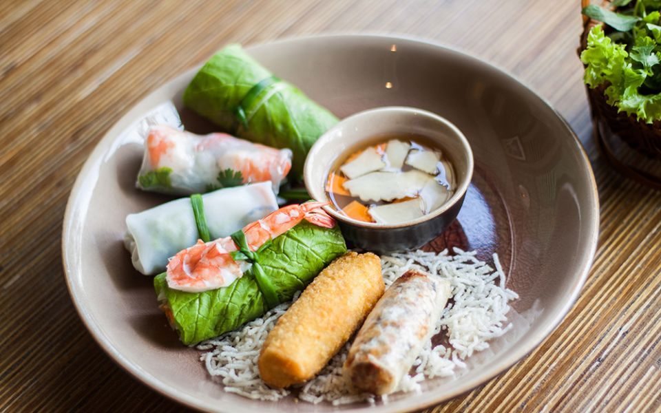 A Food Lover's Guide To Hanoi