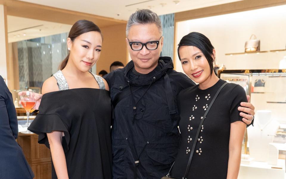 Feiping Chang, Benedict Ku, Jaime Ku