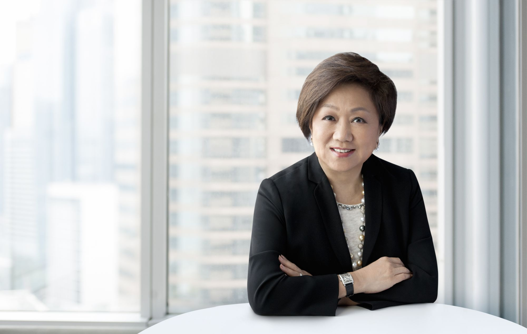 How Laura Cha Became The First Female Stock Exchange Chief