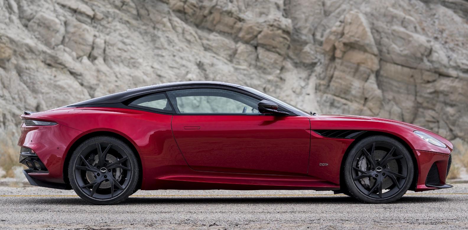 The Aston Martin DBS Superleggera Launches In Hong Kong Hong Kong - Aston martin dbs