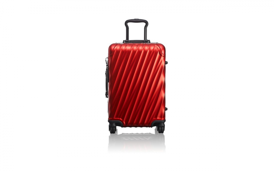 Tumi 19 Degree Aluminum Carry-On Case