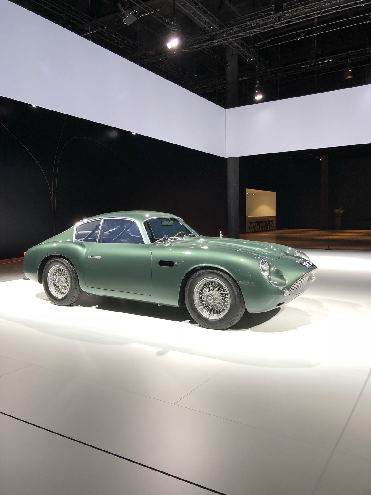 MustSee Classic Cars At Grand Basel Motor Show Singapore Tatler - Classic show cars