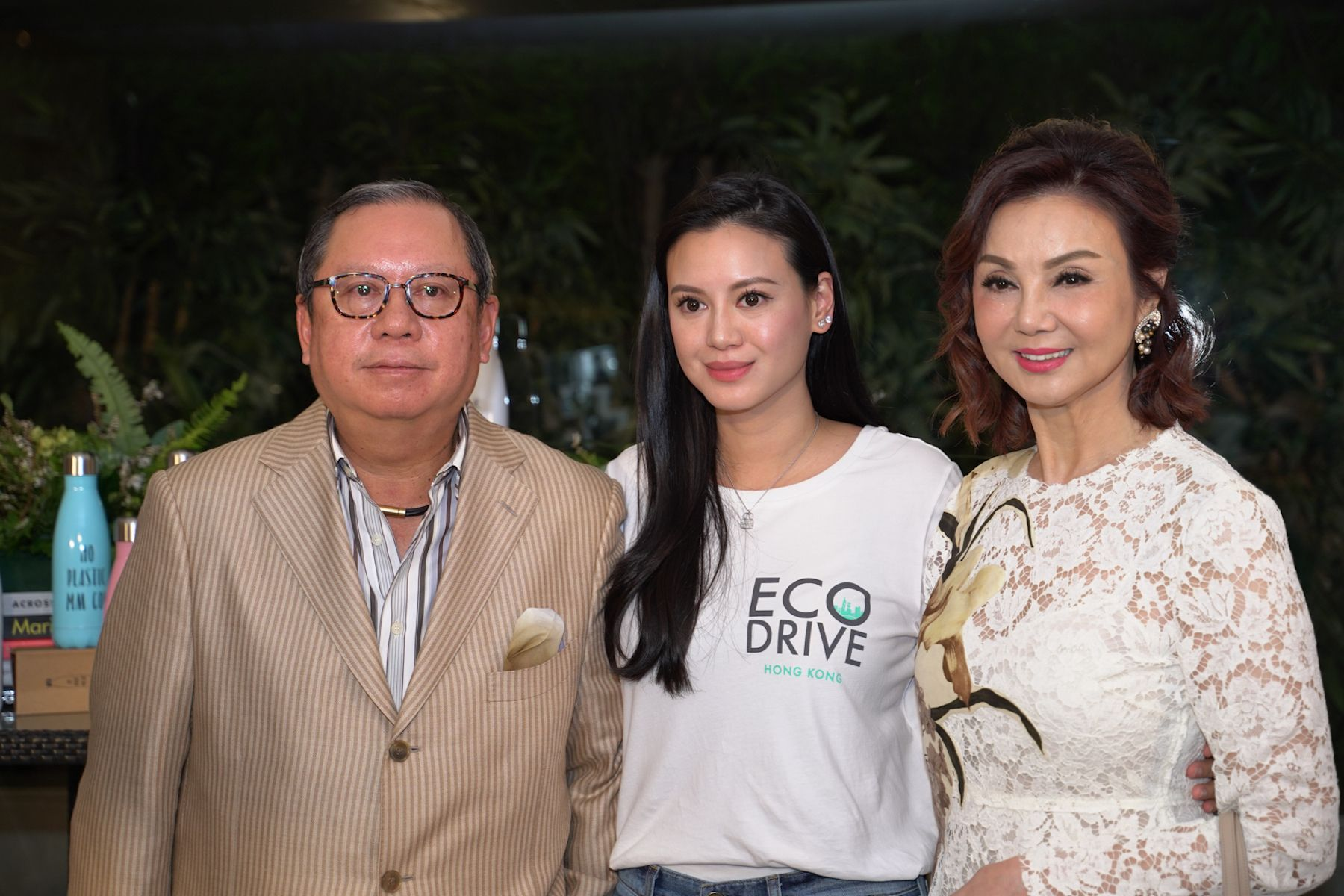 Peter Lam, Emily Lam-Ho, Lynn Hsieh