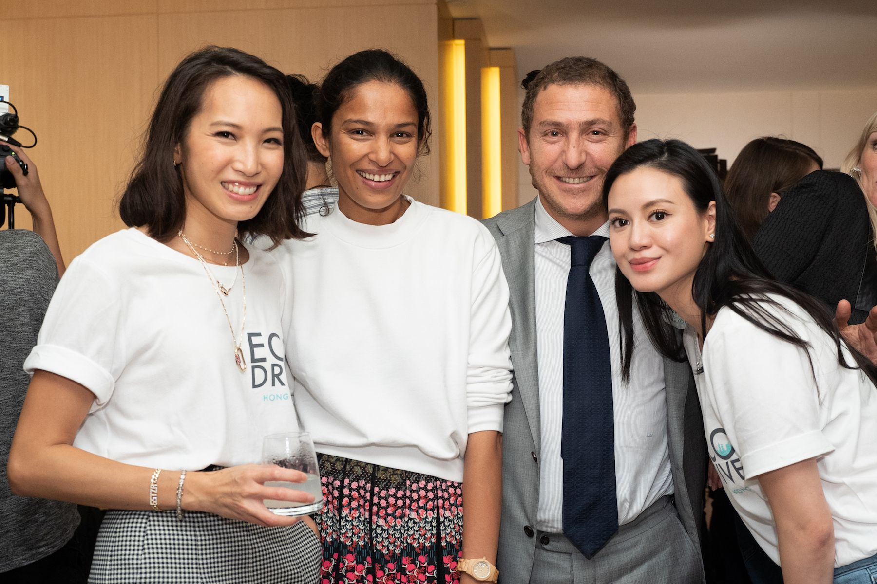 Sabrina Pang-Fung, Saloni Lodha, Karim El-Azar, Emily Lam-Ho