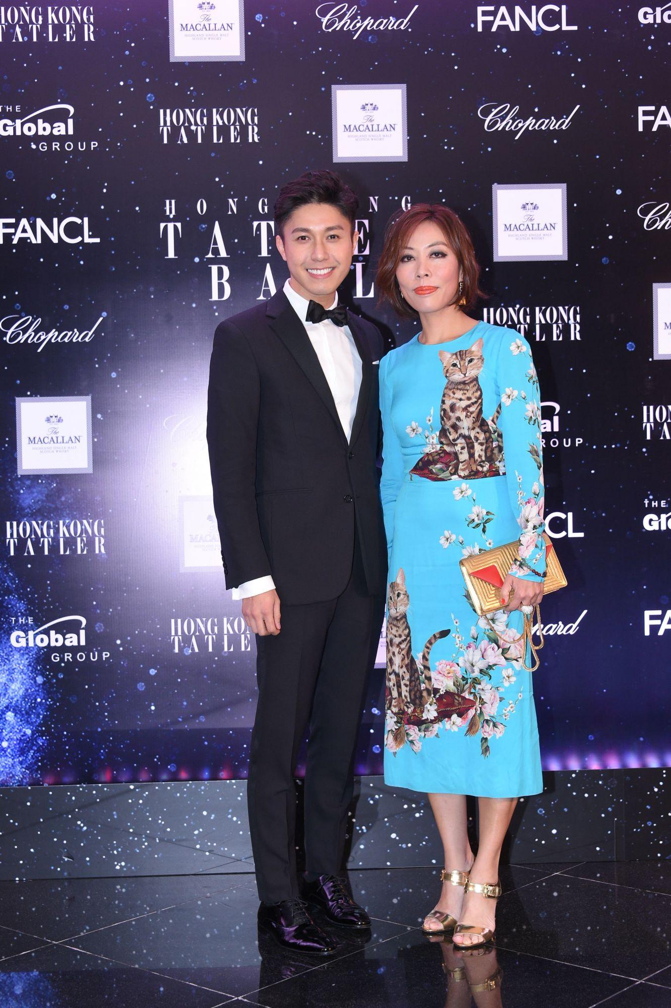 Edwin Pun, Vicky Lam