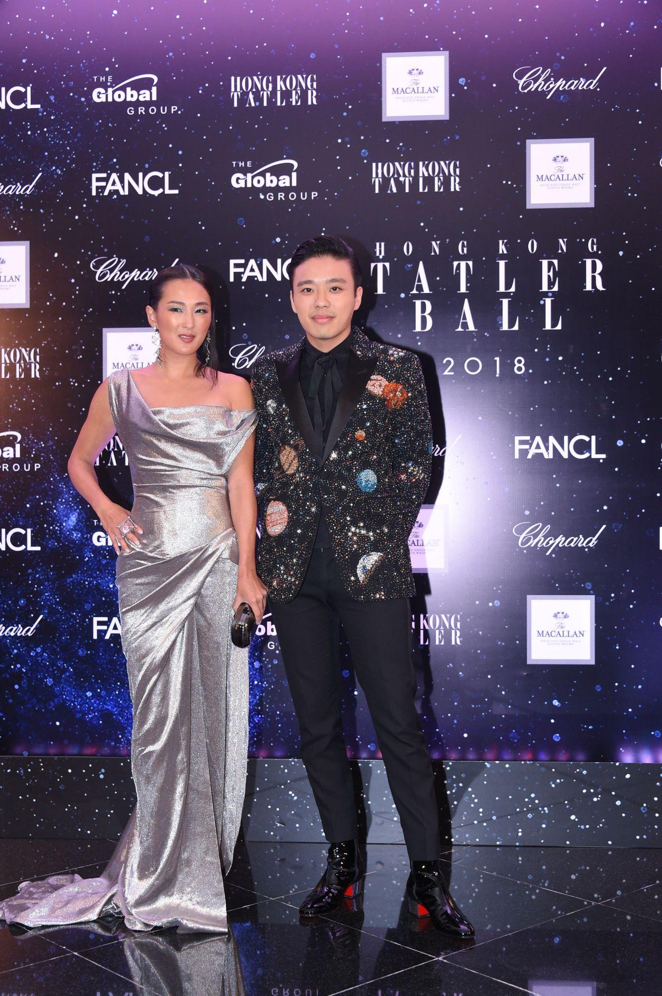 Antonia Li, Jonathan Cheung