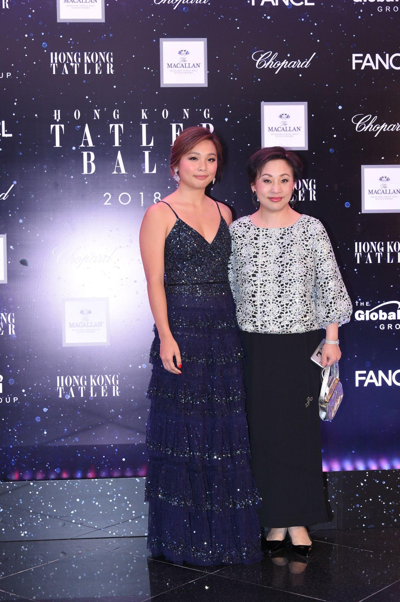 Jenny Lam, Nina Lam