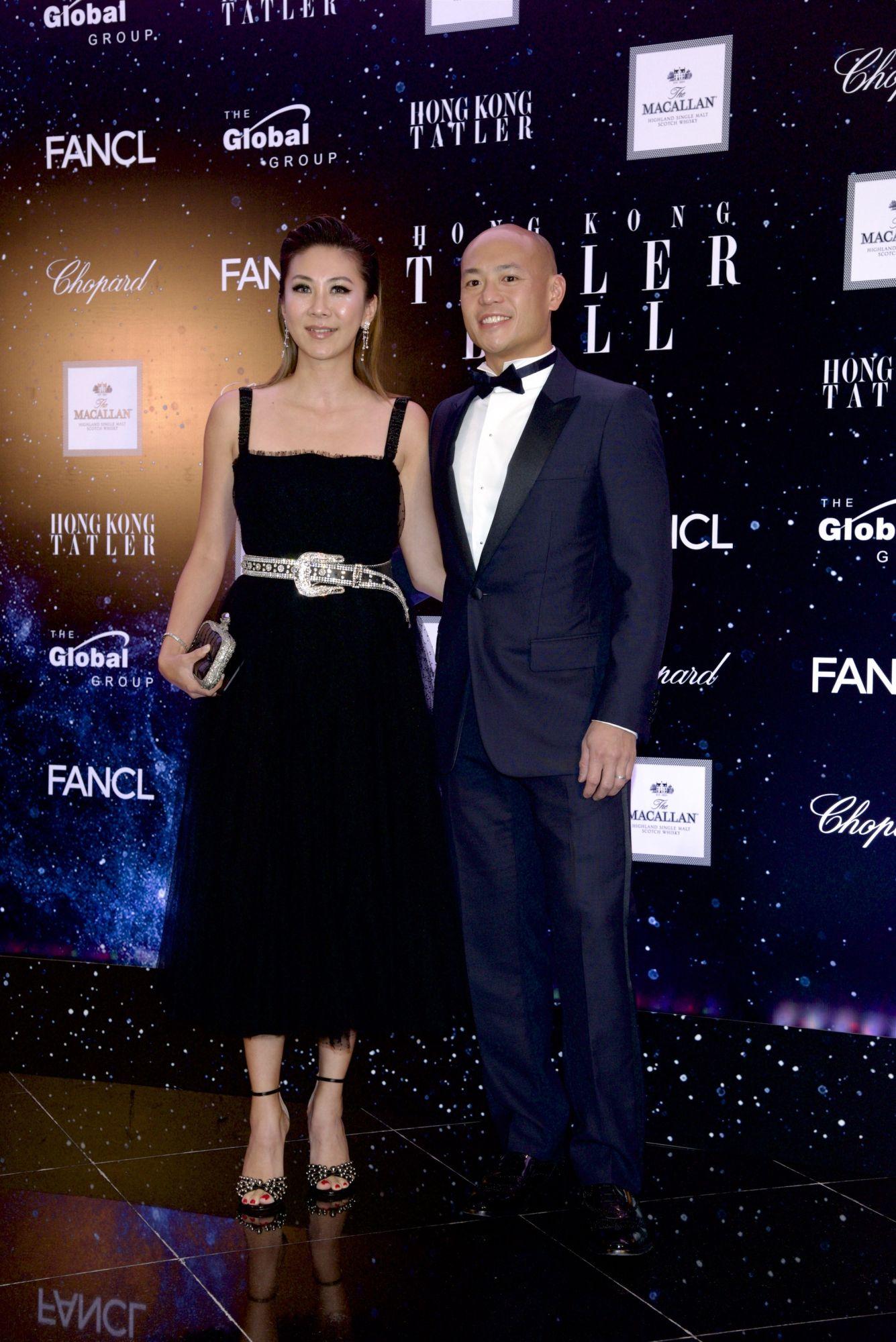 Adrienne Hui, Justin Hui