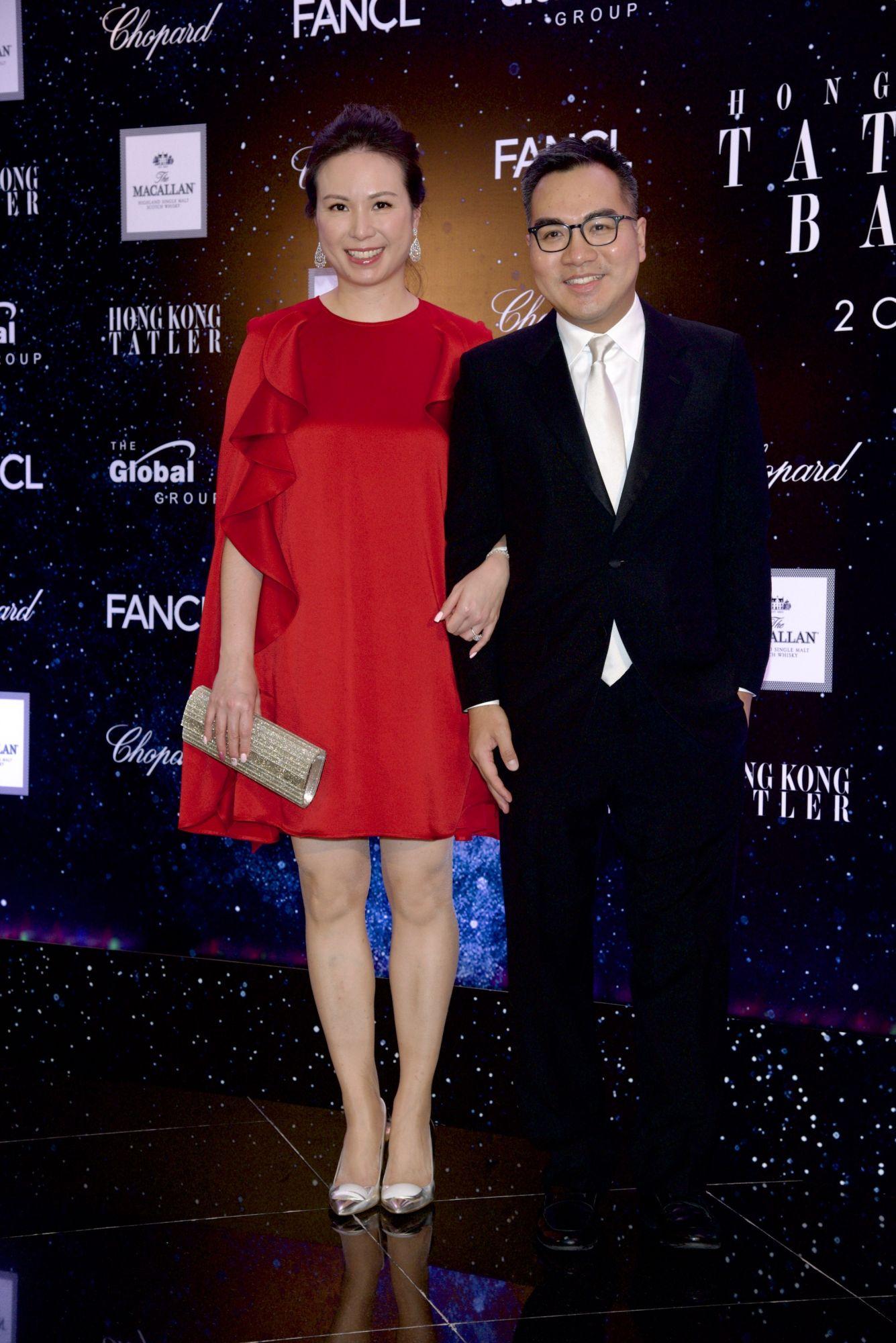 Amy Chan, David Yeung