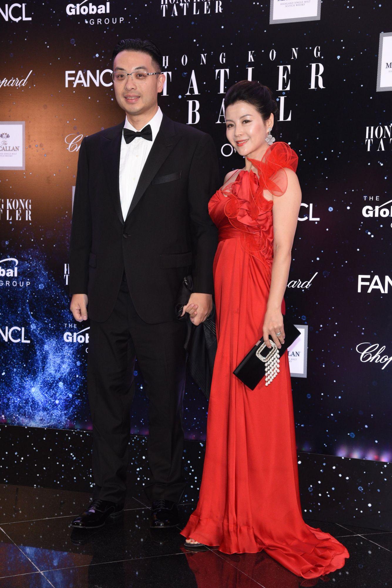 Johnny Hon, Vicky Xu