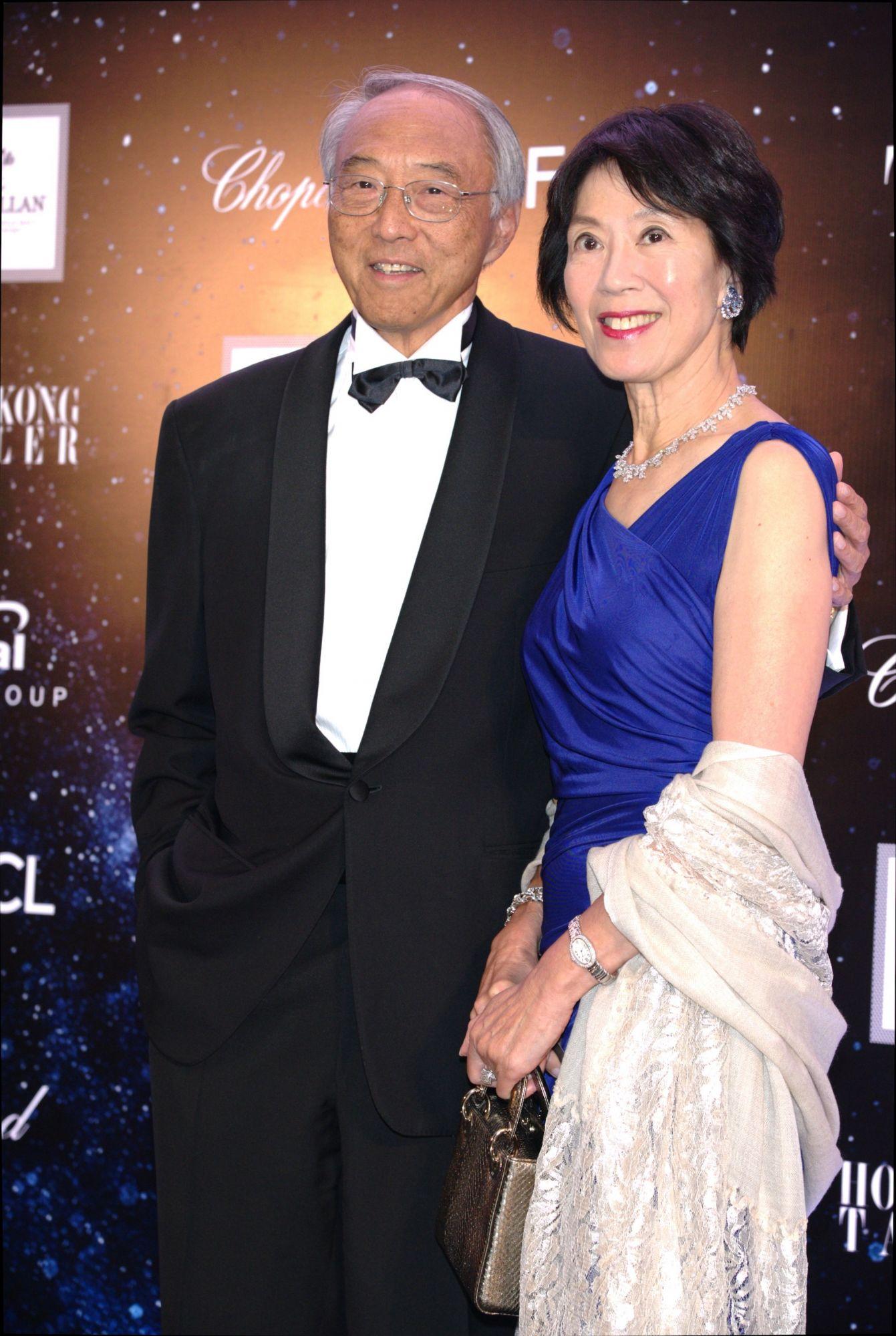 Tung Chee-chen, Harriet Tung