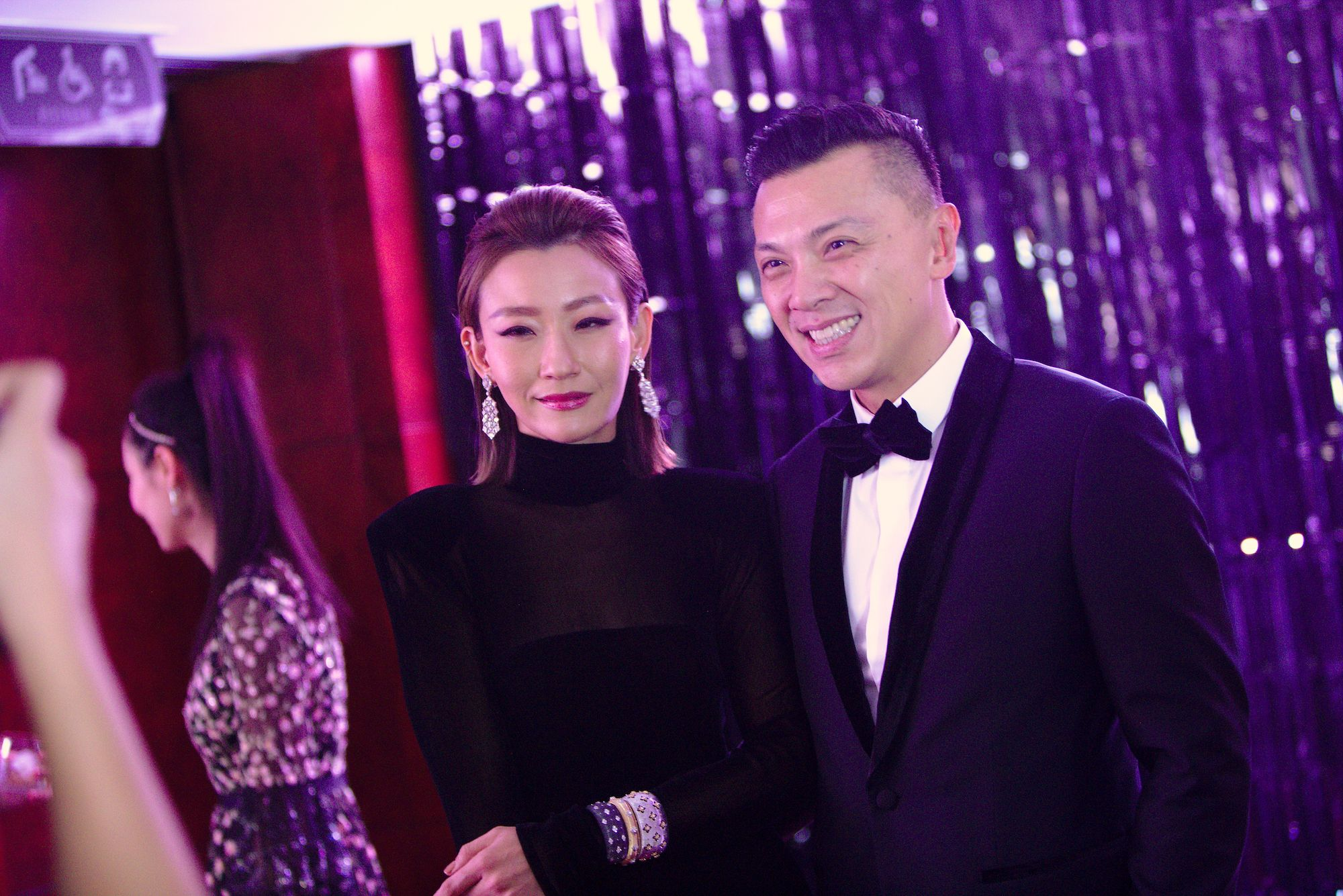 Esther Sham, Sunny Tan