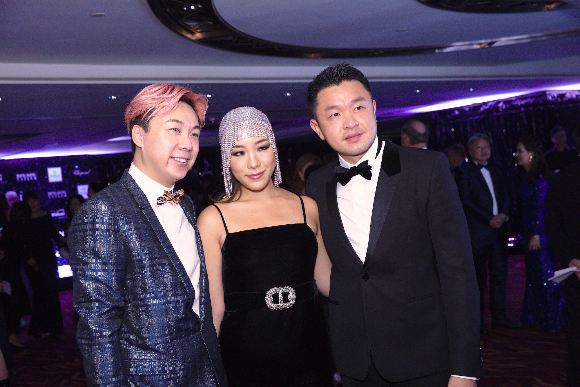 Francis Cheng, Feiping Chang, Lincoln Li