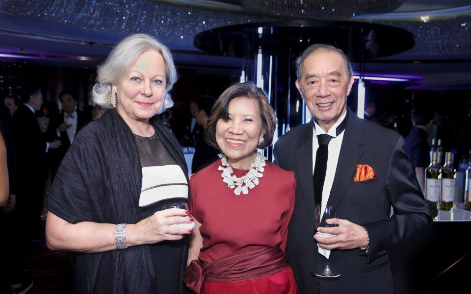 Johanna Arculli, Kai-yin Lo, Ronald Arculli