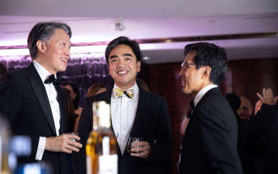 Stanley Chou, Ivan Ting, Louis Choy