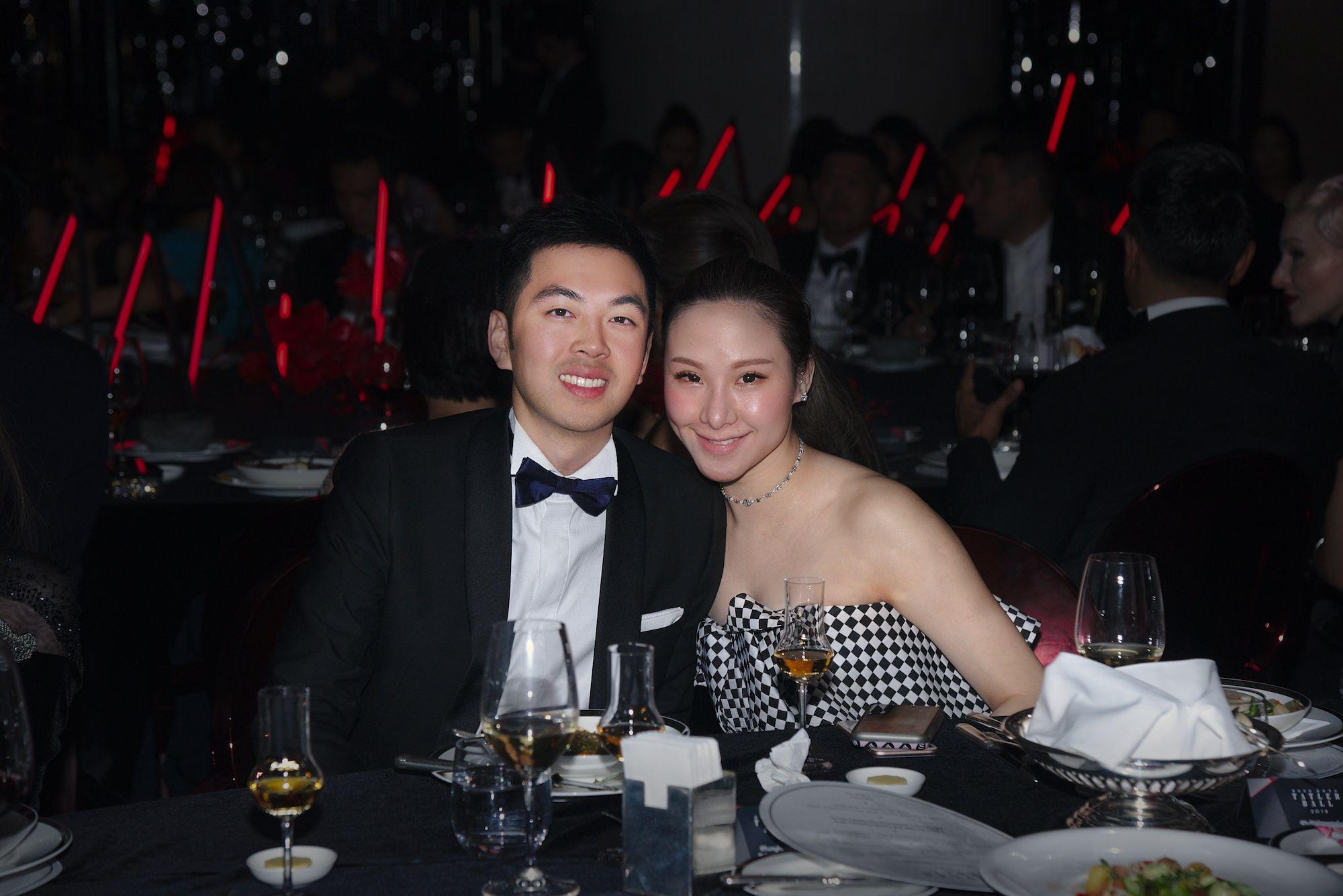 Adrian Cheung, Stephnie Shek