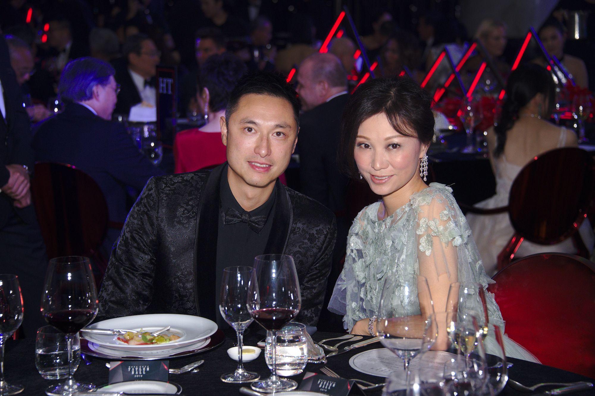 Alan Chan, Michelle Cheng-Chan