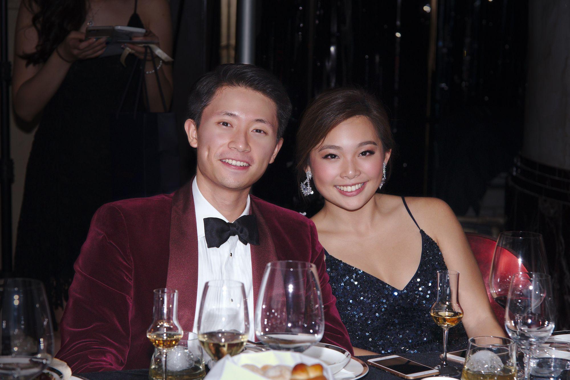 Alastair Wong, Jenny Lam