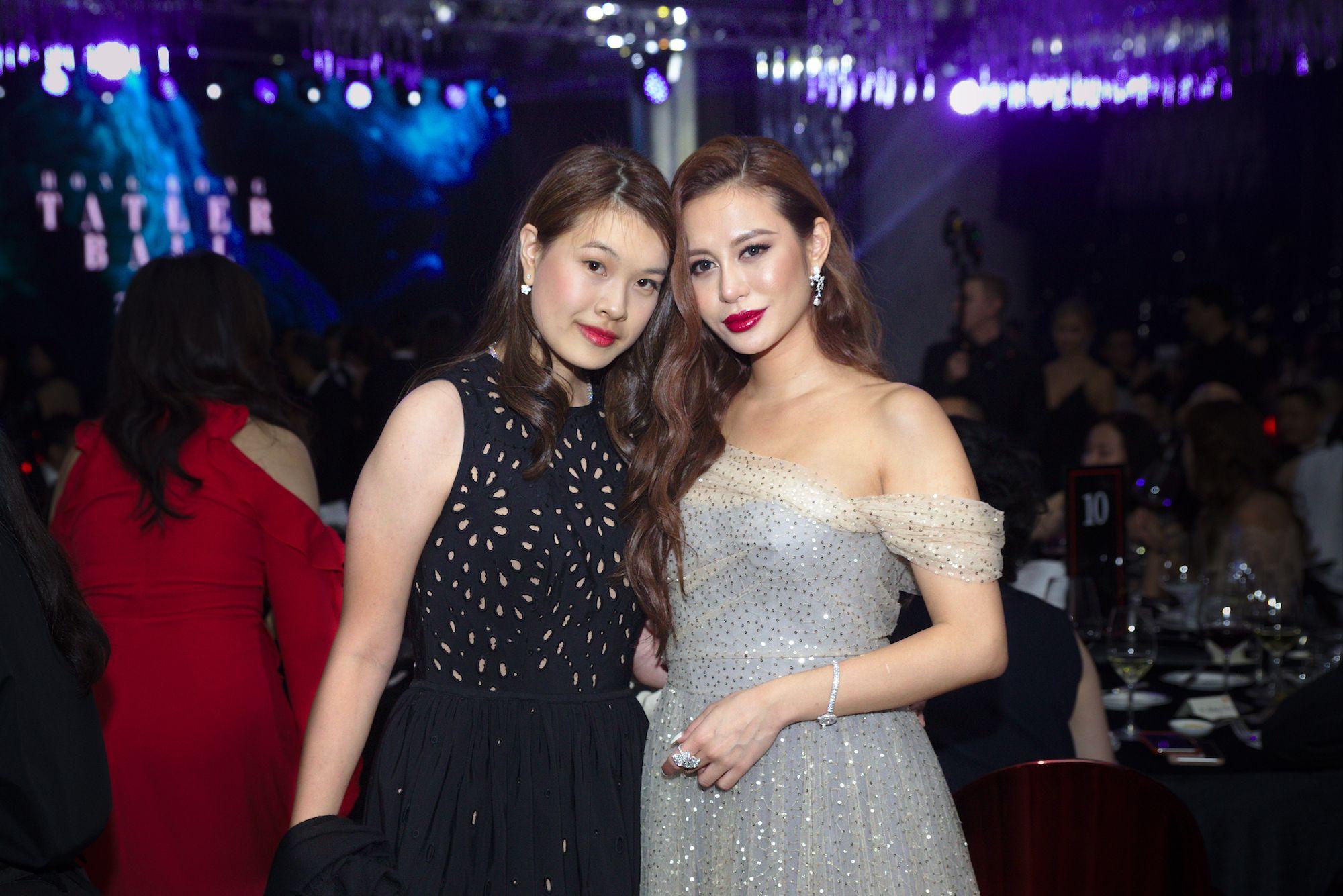 Alexandra Louey, Eleanor Lam