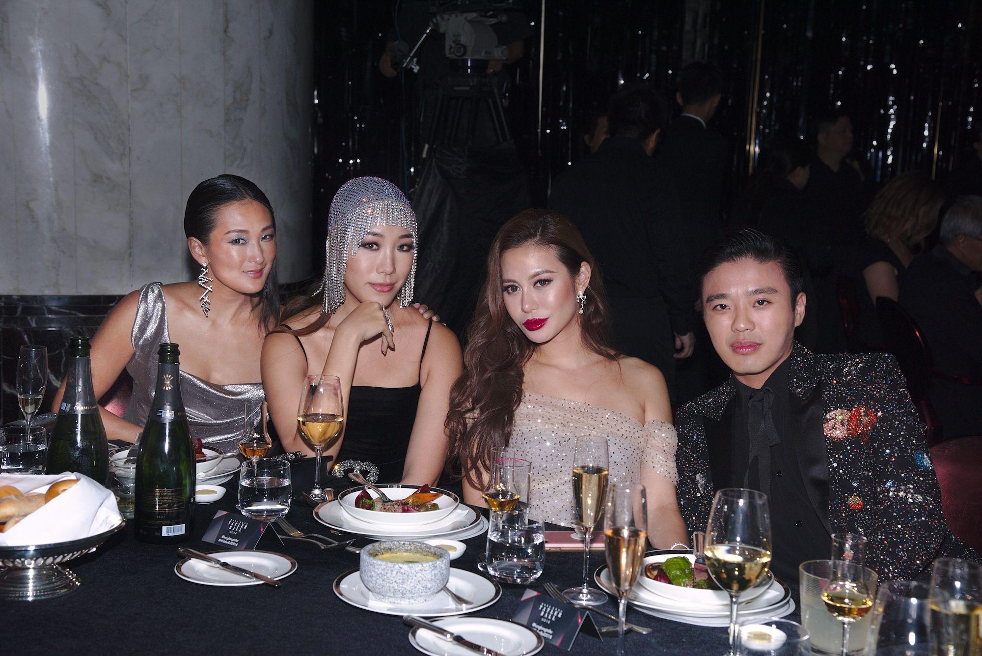 Antonia Li, Feiping Chang, Eleanor Lam, Jonathan Cheung